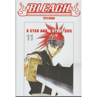 BLEACH WHITE EDITION 11