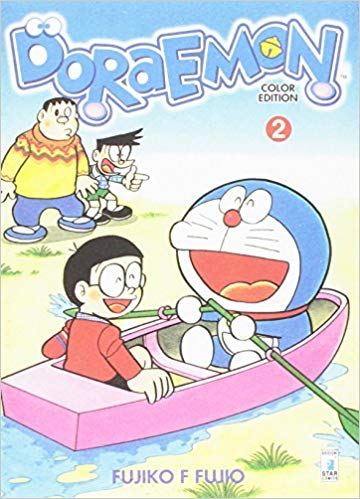 DORAEMON COLOR EDITION 2