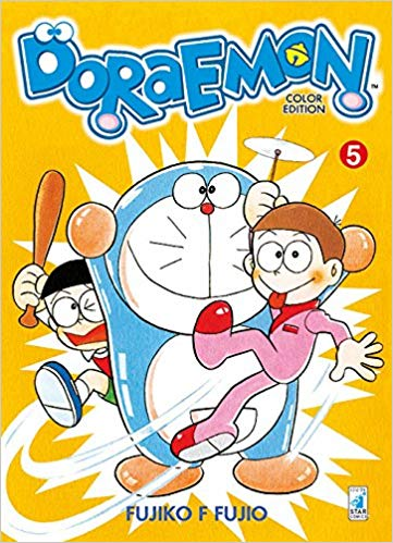 DORAEMON COLOR EDITION 5